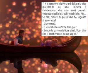 disney, frasi, and rapunzel image