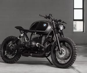 bmw, motorcycles, and custom bikes image