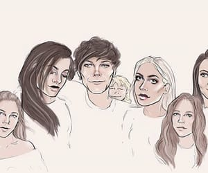 family, louis, and louis william tomlinson image