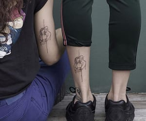 art, tatuagens, and grunge image