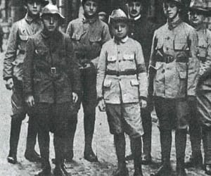 1915, scouts, and uniform image
