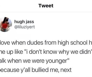 comedy, funny, and high school image