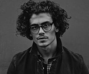 actor, curly hair, and tommy martinez image