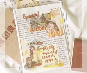 journal, kpop, and lisa image