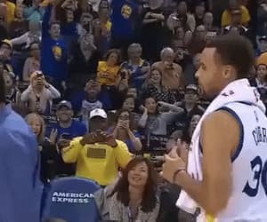 curry, gif, and gsw image