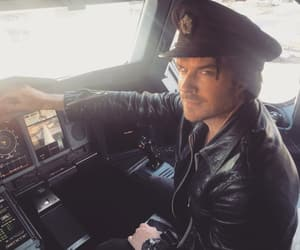 ian somerhalder and new image