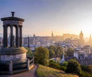 adventure, edinburgh, and escape image