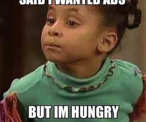 abs, funny, and hungry image