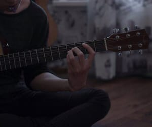 acoustic, music, and playing image