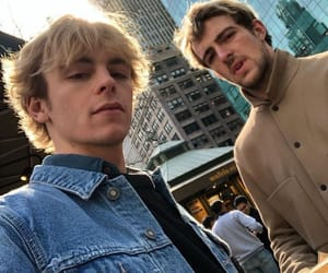 cute boys, lynch, and ross lynch image