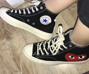 allstar, converse, and shoes image