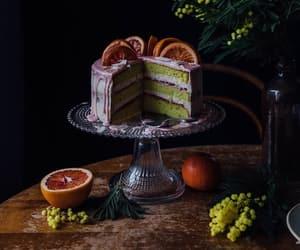 comida, tarta, and delicioso image