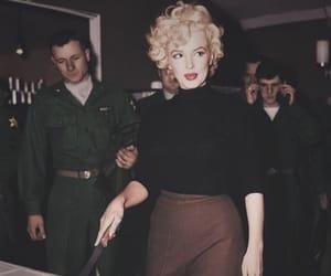 Marilyn Monroe, vintage, and black & white image