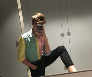 aesthetic, boy, and clothes image