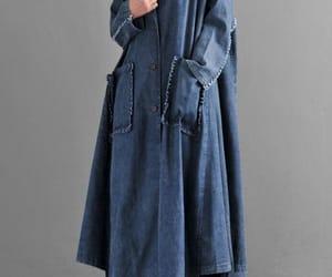 etsy, women coat, and large size coat image