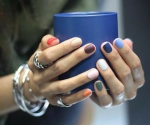 color, nails, and nail image