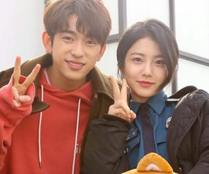 drama, korean, and jinyoung image