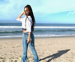 beauty, fashion, and leigh anne pinnock image