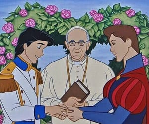 disney, gay, and prince image