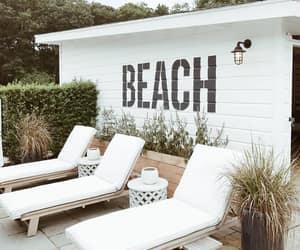 beach house, lounge, and nautical image
