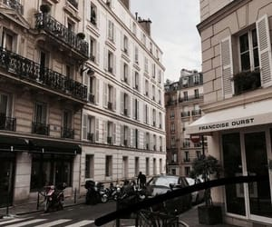 city, paris, and aesthetic image
