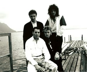 classic rock, queen band, and brian may image