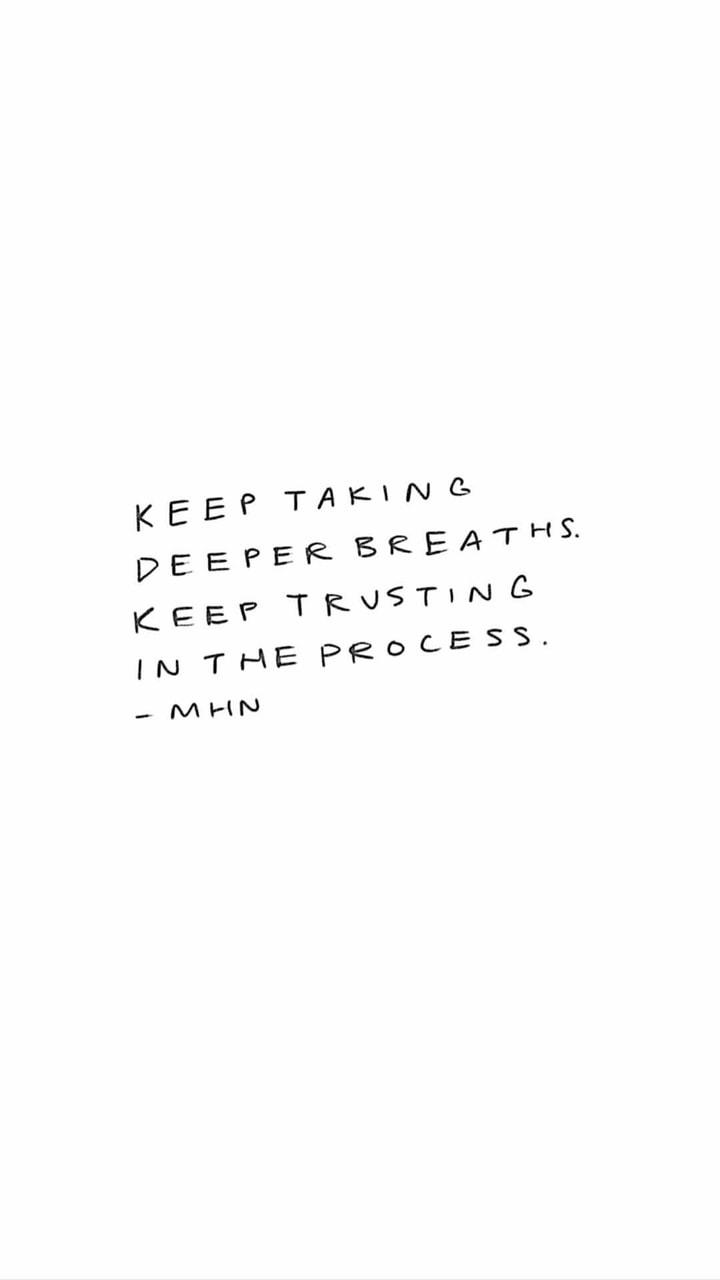 breathe, faith, and hope image