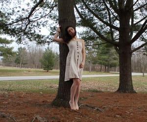 boho, girl, and witchy image