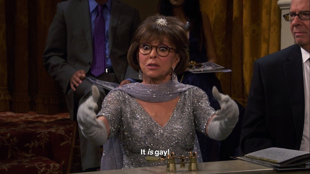 meme, one day at a time, and odaat image