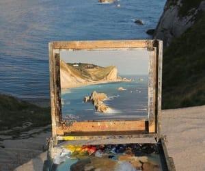 art, aesthetic, and sea image