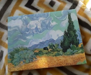 impressionism, landscape, and painting image