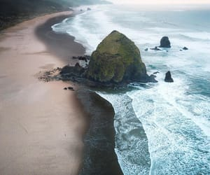 nature, beach, and beauty image
