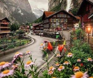 mountains, switzerland, and beautiful image