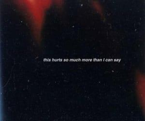 broken, cry, and dark image
