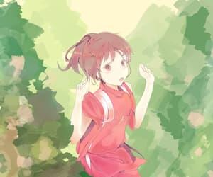 anime, maze, and anime girl image