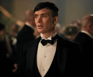 cillian murphy and tommy shelby image