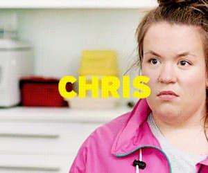 beautiful, chris, and girl image