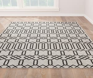 flooring, home decorating, and modern rugs image