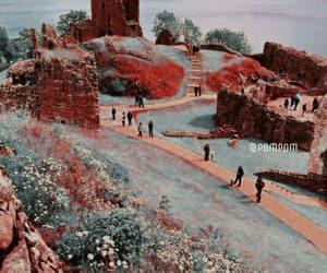 edinburgh, high, and theme image