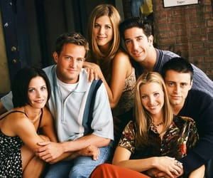 friends, tv show, and monica image