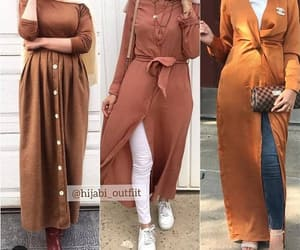 dress, hijab, and hijabi blogger image