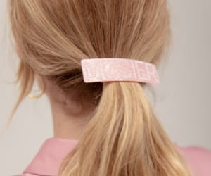 blonde, hair, and hair clip image