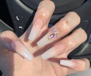 birthday nails image