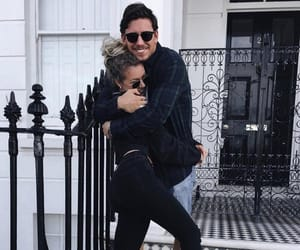 girl, boyfriend, and couple image
