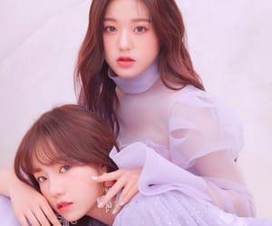 yuri, izone, and joyuri image