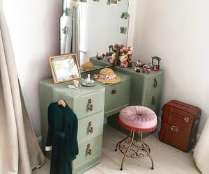decor, home, and retro image