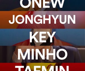 boys, Jonghyun, and key image