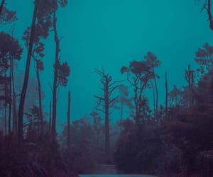 aesthetic, alternative, and blue image