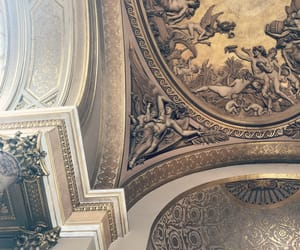 art, beauty, and ceiling image