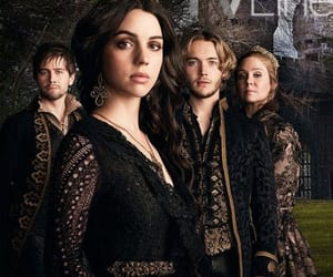 reign and tvshow image